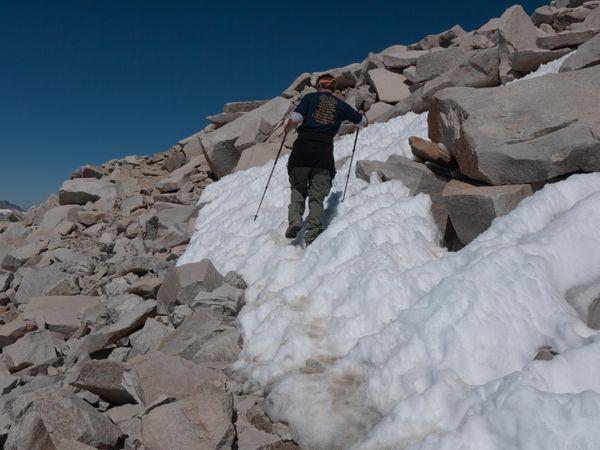 Mt. Whitney Summit Push